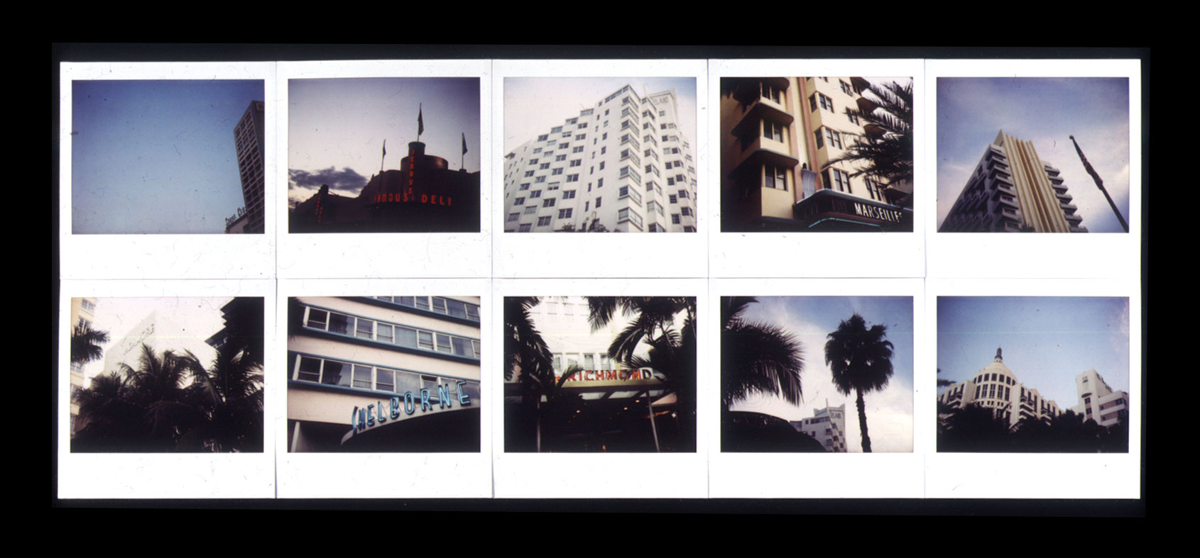polaroid miami